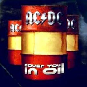 Cover You in Oil Album
