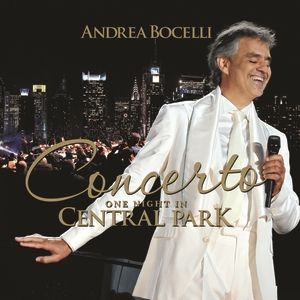 Concerto: One Night in Central Park Album