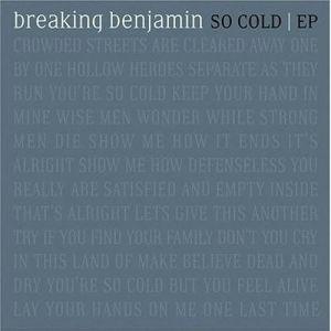 So Cold EP Album