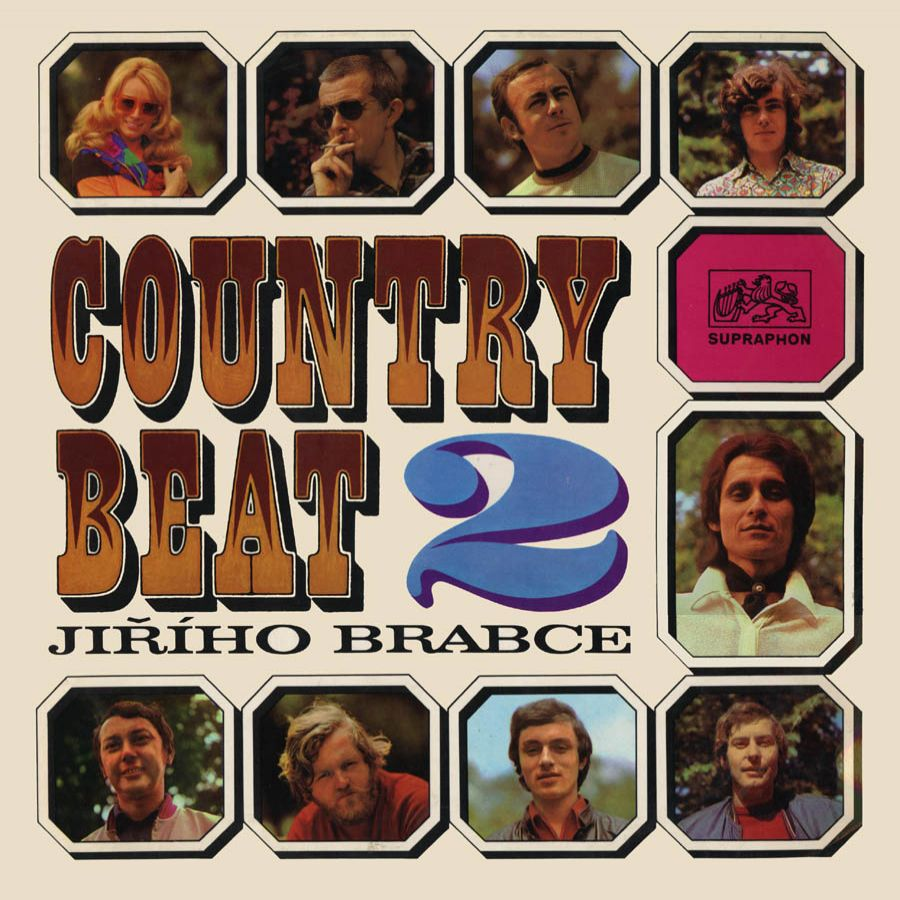 Country beat Jiřího Brabce 2 Album