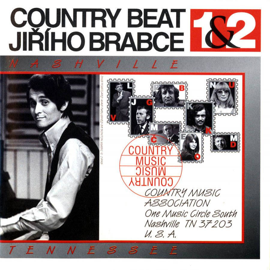 Country beat Jiřího Brabce Album