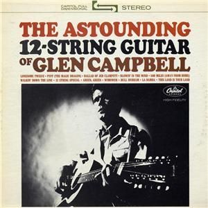 The Astounding 12-String Guitar of Glen Campbell Album