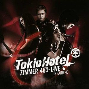 Zimmer 483 – Live in Europe Album