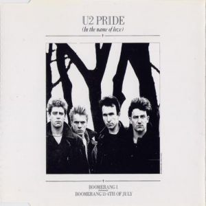 Pride (In the Name of Love) Album