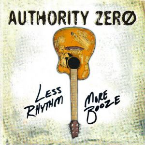 Less Rhythm More Booze Album