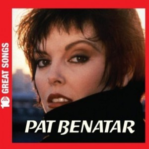 Pat Benatar 10 Great Songs Album