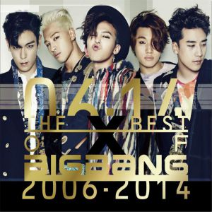 The Best of Big Bang 2006-2014 Album