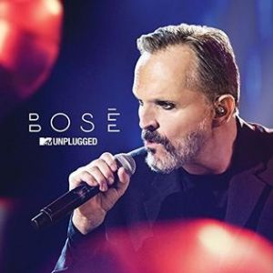 Bosé MTV Unplugged Album