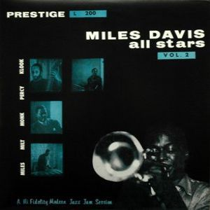 Miles Davis All Stars, Volume 2 Album