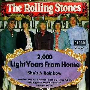 2000 Light Years from Home Album