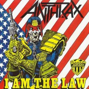 I Am the Law Album