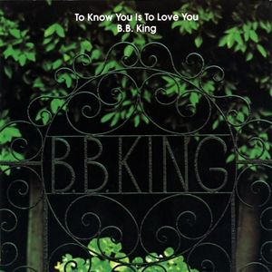To Know You Is to Love You Album