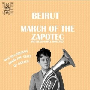 March of the Zapotec/Holland EP Album
