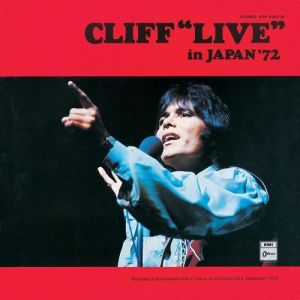 Cliff Live in Japan '72 Album