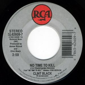 No Time to Kill Album