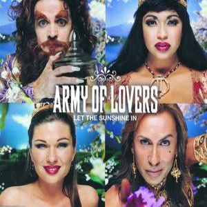 Army of lovers let the sunshine in live slavi s show