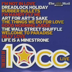The Best of 10cc Live Album