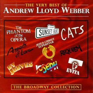 The Very Best of Andrew Lloyd Webber Album