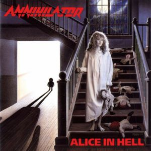 Alice in Hell Album