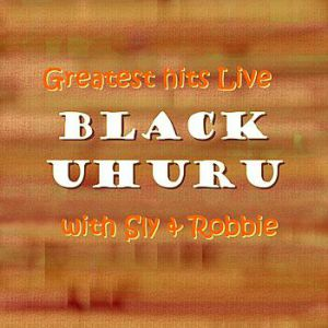 Greatest hits Live with Sly & Robbie Album