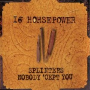 Splinters Album