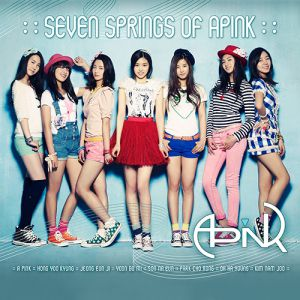 Seven Springs of Apink Album