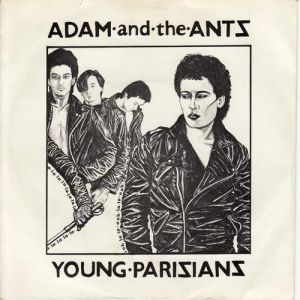Young Parisians Album