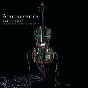 Amplified // A Decade of Reinventing the Cello Album