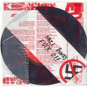 Nazi Punks Fuck Off Album