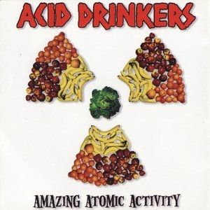 Amazing Atomic Activity Album