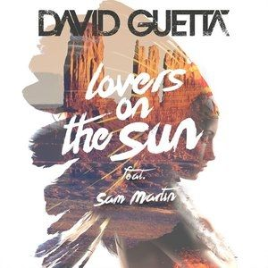 Lovers on the Sun EP Album