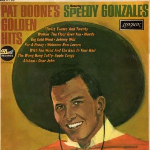Pat boone's golden hits Album